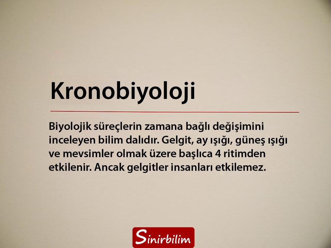Kronobiyoloji