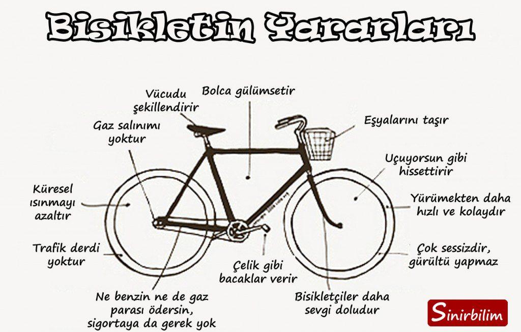 Bisiklet Sürmenin Yararları