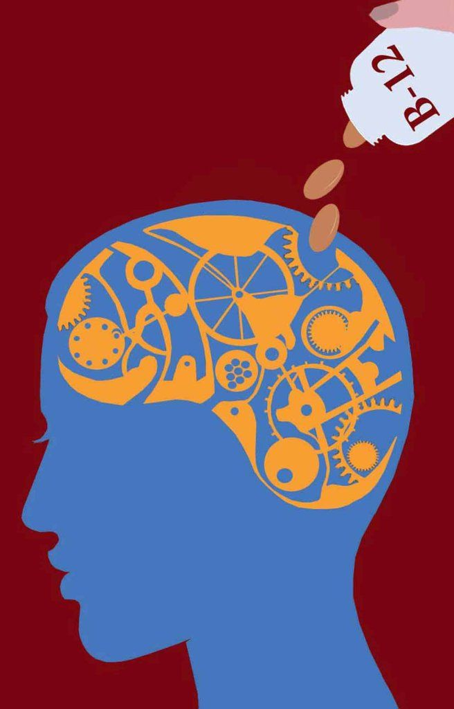 B12 vitamini ve beyin