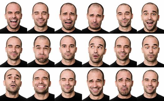 Yüz İfadelerimiz 22 Farklı Duygu Aktarabilir