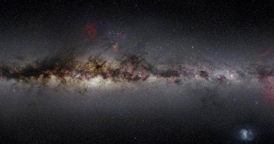Farklı Dalga Boylarında Evren Nasıl Görünüyor?