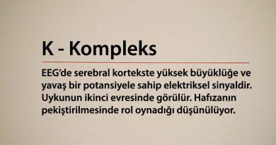 K - Kompleks
