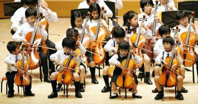 Çocuklara Müzik Aleti Çalmayı Öğretmenin En Kolay Yolu: Suzuki Yöntemi