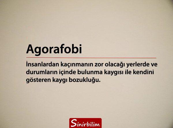 Agorafobi
