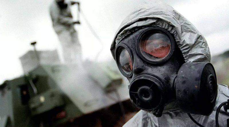 Havadan Solunan Ölüm: Sinir Gazı