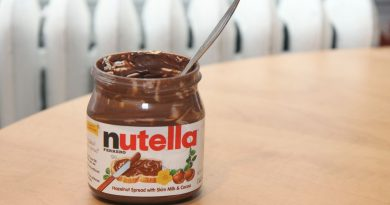 Depresyondayım! Ama Nutella Yememeliyim...