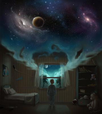 Hayal Edebildiğin Her Şey Gerçek