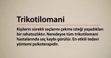 Trikotilomani