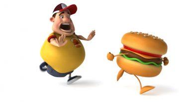 Fast Food'lar Bakteriyel Enfeksiyonun Önünü Açıyor