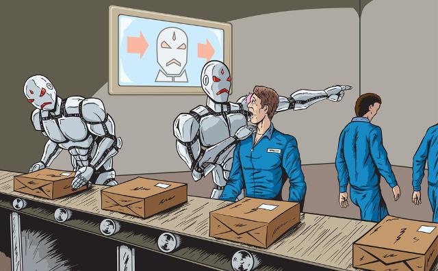 Robotlar İşimizi Elimizden Alır Mı?