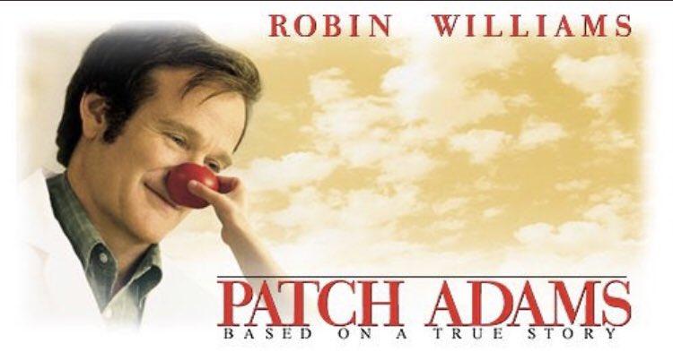 Patch Adams – Robin Williams